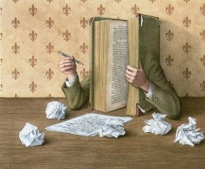 Jonathan Wolstenholme 1950 - British Surrealist painter - Tutt'Art@ (10)