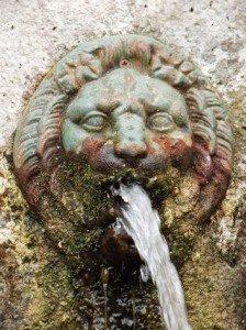 a eau