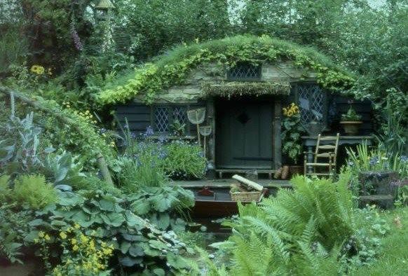 a la maison de mes rêves