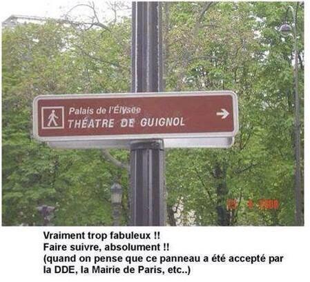 a théâtre