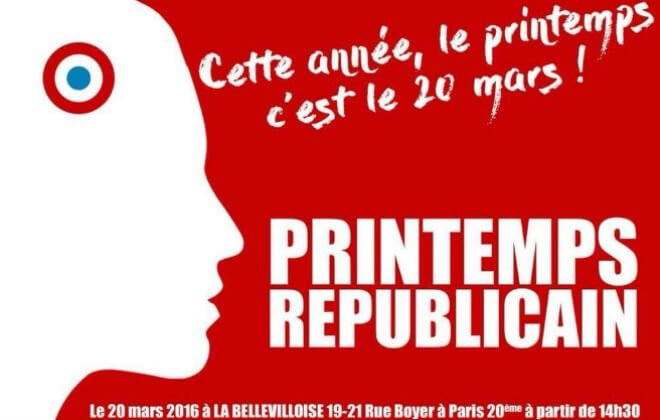 a printemps-republicain