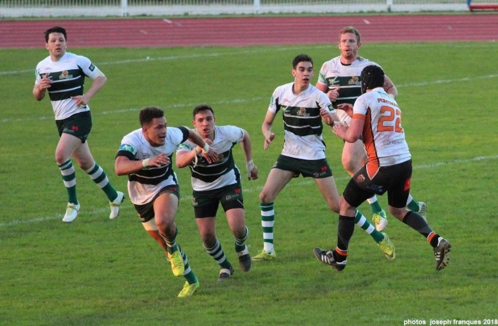 rugby 14 avril