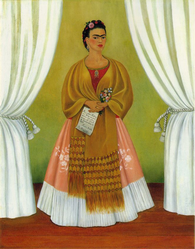 autoportrait frida