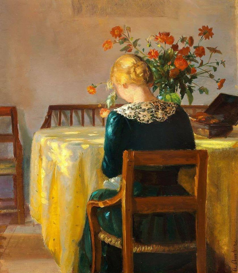 anna ancher peintre