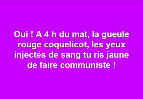 gueule